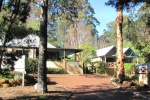 Nestled in the beautiful Karri forest